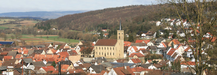 Image Hauptseite Hoffenheimer Kirche Am Damm Quelle: Leucht